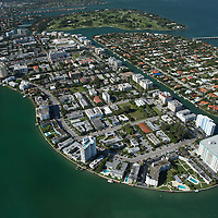 Bay Harbor Islands, Miami Beach, Florida.