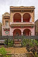 House in Havana Miramar, Cuba.