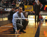 Florida head coach Billy Donovan at Mississippi vs. Florida at the Tad Smith Coliseum in Oxford, Miss. on Saturday, February 20, 2010 in Oxford, Miss. Florida won 64-61.