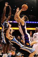 NBA: Memphis Grizzlies vs Phoenix Suns//20101105