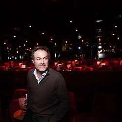 Belgian entrepreneur Philippe Lhomme, owner of the Crazy Horse in Paris, France. 1st February 2010. Photo: Antoine Doyen for De Tijd
