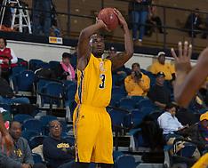 2015-16 A&T Men's Basketball vs Bethune-Cookman University