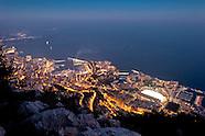 MC111 Monaco cityscape