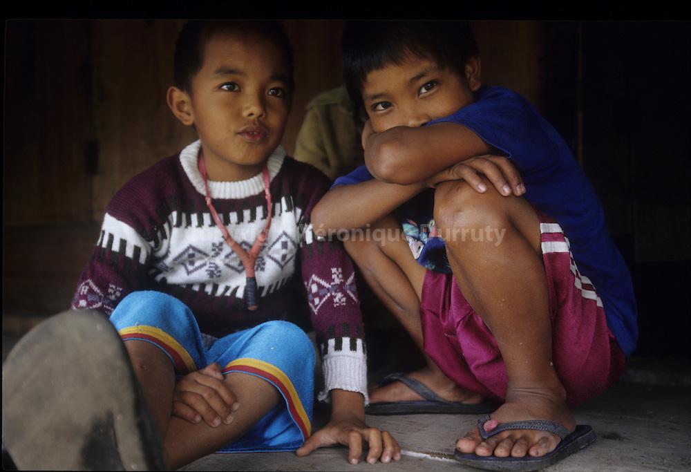 CHILDREN, LUZON ISLAND, THE PHILIPPINES