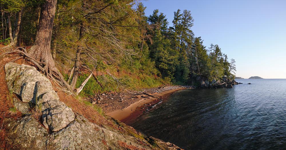Lake Superior's South Shore