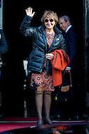 17-1-2017 AMSTERDAM - King Willem-Alexander and Queen Maxima hold Tuesday, January 17th, 2017 the traditional New Year Reception for Dutch guests. The receptions are held in the Royal Palace in Amsterdam. Both receipts Royal Highnesses Princess Beatrix and Princess Margriet of the Netherlands and Professor Pieter van Vollenhoven present. COPYRIGHT ROBIN UTRECHT<br /> 17-1-2017 AMSTERDAM - Koning Willem-Alexander en Koningin Maxima houden dinsdag 17 januari 2017 de traditionele Nieuwjaarsontvangst voor Nederlandse genodigden.  De recepties vinden plaats in het Koninklijk Paleis Amsterdam. Bij beide ontvangsten zijn Koninklijke Hoogheden Prinses Beatrix en Prinses Margriet der Nederlanden en prof.mr. Pieter van Vollenhoven aanwezig . COPYRIGHT ROBIN UTRECHT 17-1-2017 AMSTERDAM - King Willem-Alexander and Queen Maxima hold Tuesday, January 17th, 2017 the traditional New Year Reception for Dutch guests. The receptions are held in the Royal Palace in Amsterdam. Both receipts Royal Highnesses Princess Beatrix and Princess Margriet of the Netherlands and Professor Pieter van Vollenhoven present. COPYRIGHT ROBIN UTRECHT<br /> 17-1-2017 AMSTERDAM - Koning Willem-Alexander en Koningin Maxima houden dinsdag 17 januari 2017 de traditionele Nieuwjaarsontvangst voor Nederlandse genodigden.  De recepties vinden plaats in het Koninklijk Paleis Amsterdam. Bij beide ontvangsten zijn Koninklijke Hoogheden Prinses Beatrix en Prinses Margriet der Nederlanden en prof.mr. Pieter van Vollenhoven aanwezig . COPYRIGHT ROBIN UTRECHT