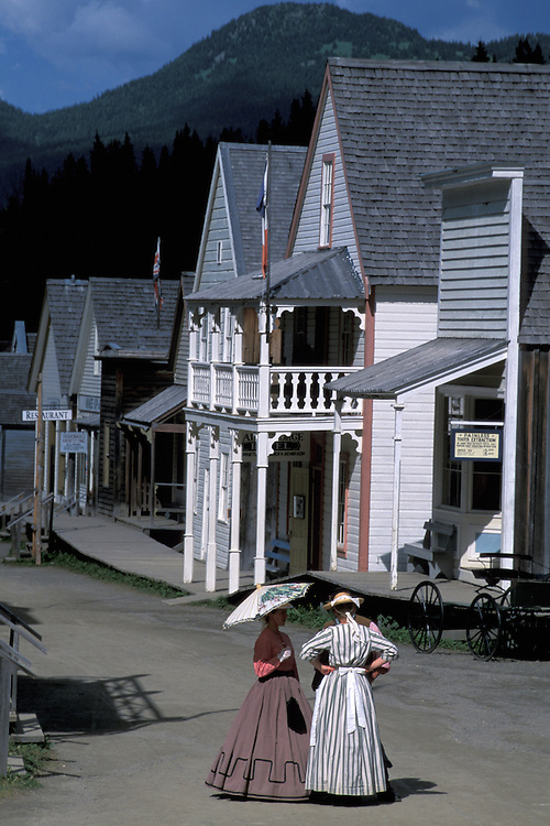 Barkerville Historic Town, British Columbia, Canada