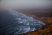 A view from the Pt. Reyes National Seashore near Pt. Reyes, Calif., July 2, 2011.