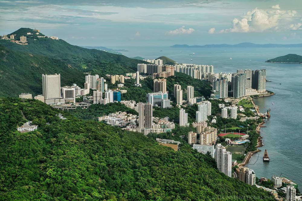 Pok Fu Lam & Telegraph Bay