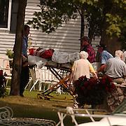 Two Injured at Top O' Michigan Boat Race