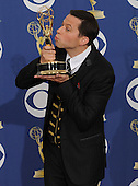 9/20/2009 - 61st Primetime Emmy Awards - Press Room