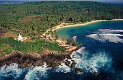 Unawatuna Beach. Sri Lanka