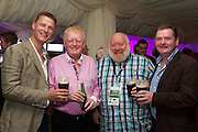 A stimulating Business Diary Date: 29th September to 1st October, Burlington Hotel Dublin &ndash; Irish Pubs Global Gathering Event.<br /><br />Pictured at the event- <br />David Smith, Diageo, Ireland<br />Charlie Chawke, Ireland<br />Tom Elan, Slieveardagh Distilling, Ireland<br />Harry Hoolahan, Diageo, Ireland<br /><br />&bull;                     21 Countries represented<br />&bull;                     Over 600 Irish Pub Enterprises from around the world<br />&bull;                     The growth of Craft Beers<br />&bull;                     Industry Experts<br />&bull;                     Bord Bia &ndash; an export opportunity<br />&bull;                     Transforming a Wet Pub into a Gastro Pub<br /><br />We love our Irish pubs but we of course have seen an indigineous decline resulting in closures nationwide in recent years.<br />Not such a picture worldwide where the Irish pub is a growing business success story.<br />Hence a global event and webcast in Dublin next week, called Irish Pubs Global Gathering Event  in the Burlington Hotel, Dublin, on September 29 to October 1st, backed by LVA and VFI.<br />Spurred on by The Irish Diaspora Global Forum in Dublin Castle 2 years ago, Irish entrepreneur Enda O Coineen has spearheaded www.irishpubsglobal.com into a global network with 20 chapters around the world and a database of over 4,000 REAL Irish pubs.<br />It promises to be a stimulating conference, with speakers bringing a worldwide perspective to the event. The Irish Pubs Global Gathering Event is a unique networking, learning and social gathering. A dynamic three-day programme bringing together Irish Pub owners &amp; managers from all over the world and will focus on 'The Next Generation' of Irish pubs.<br /> <br />Key Note Speakers available for Interview<br />1.       Paul Mangiamele, CEO Bennigans<br />2.      Dr. Pearse Lyons, CEO ALLTECH<br />3.      Enda O Coineen, President of Irish Pubs Global<br />4.      Kingsley Aikins, CEO of Diaspora Matt