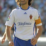 Real Zaragoza v Valladolid