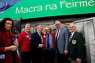 Taoiseach Enda Kenny at Macra na FeirmeStand at The National Ploughing Championships 2014.