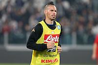 29.10.2016 - Torino - Serie A 2016/17 - 11a giornata  -  Juventus-Napoli  nella  foto: Marek Hamsik - Napoli Calcio Serie A