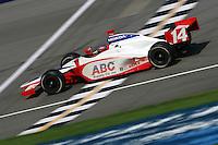 Jeff Bucknum, Michigan IRL race Firestone Indy 400, Michigan International Speedway, Brookly, MI USA,7/30/2006