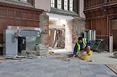 OG Stonemasonry at Pembroke College, Oxford