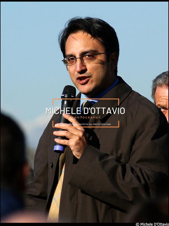 Roberto Tricarico Assessore all'ambiente e alle Politiche per la casa del comune di Torino
