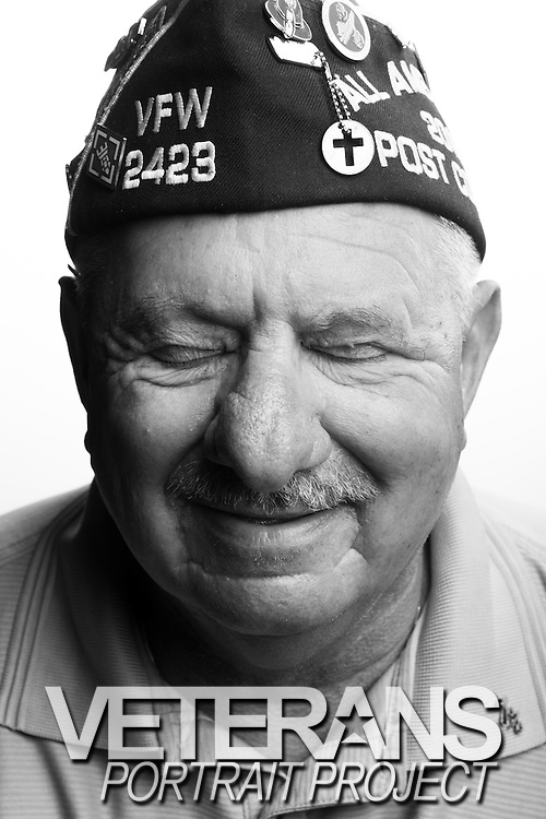 Jack M. Campbell<br /> Army<br /> Spec. (E-4)<br /> Combat Engineer<br /> 1966-1968<br /> Vietnam<br /> <br /> Veterans Portrait Project<br /> Louisville, KY<br /> VFW Convention <br /> (Photos by Stacy L. Pearsall)