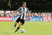 17.08.2016 - Villar Perosa - Vernissage -  Juventus A - Juventus B  nella  foto: Stephan Lichtsteiner - Juventus