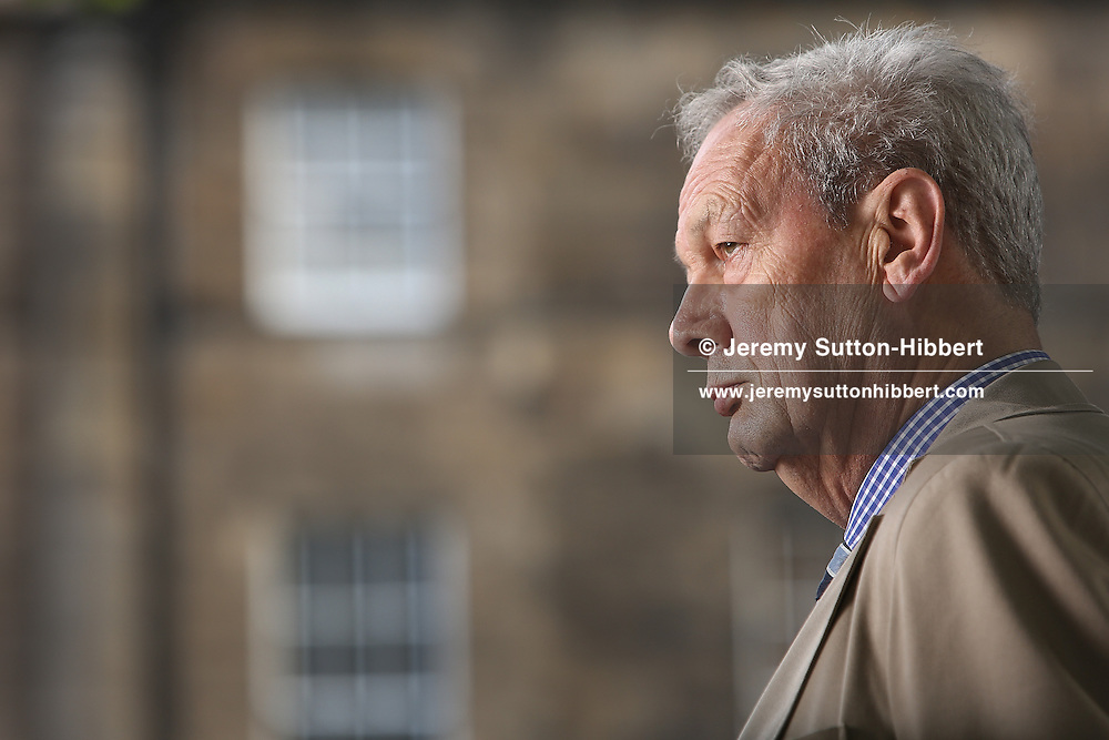 EDINBURGH, SCOTLAND - AUGUST 16:  Norman Stone, Scottish-born historian, former policy advisor to Margaret Thatcher, appears at a photocall prior to an event at the 30th Edinburgh International Book Festival, on August 16, 2013 in Edinburgh, Scotland. The Edinburgh International Book Festival is the worlds largest annual literary event, and takes place in the city which became a UNESCO City of Literature in 2004.  (Photo by Jeremy Sutton-Hibbert/Getty Images)