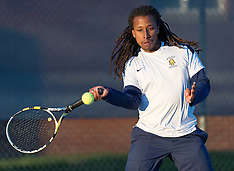 2017 A&T Men's Tennis vs College of Charleston