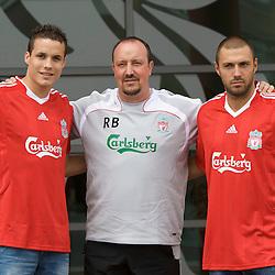 080710 Liverpool sign Deggen Dossena