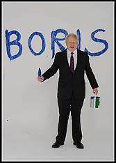 MAR 30 2012 Boris Johnson portraits