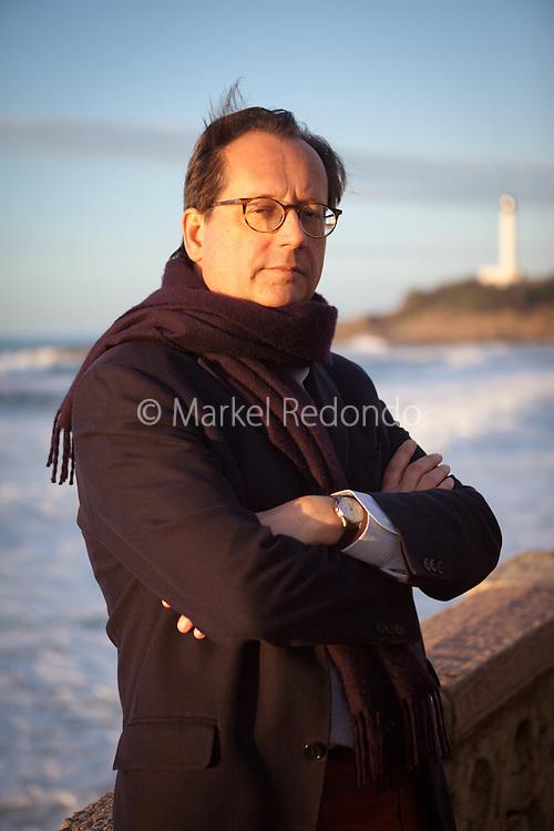 Olivier Mille président du festival FIPA.