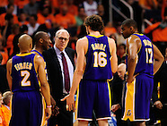 NBA: Los Angeles Lakers vs Phoenix Suns//Western Conference Finals//Game 6