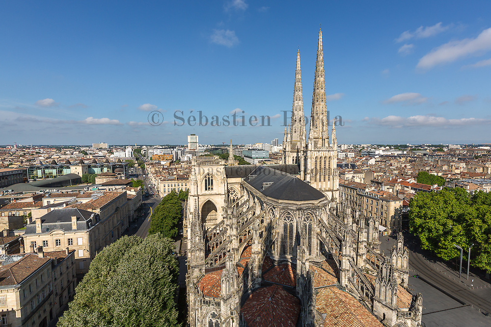 Ville De Bordeaux Photo