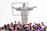 Rio de Janeiro, Parque Nacional da Tijuca, Cristo Redentor, Corcovado, Brazil