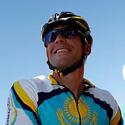 Lance Armstrong comeback
