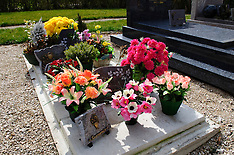 Cemetery, begraafplaats