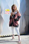 Kristina Bazan at Pucci SS2016