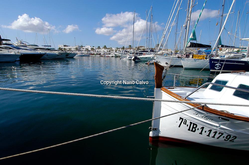 Port da Savina, Formentera, Balearic Islands, Spain © Nano Calvo