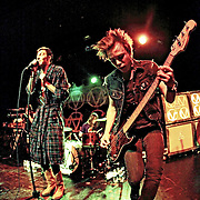 The Maine opens for Never Shout Never at the Showbox Market in Seattle, Washington 10-19-2010