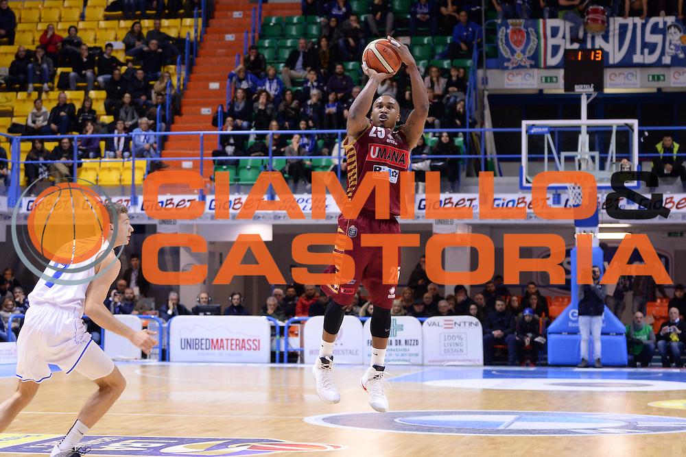 McGee<br /> Enel Brindisi - Umana Venezia<br /> BASKET SerieA 2016-2017<br /> Brindisi  07/01/2017 <br /> FOTO CIAMILLO