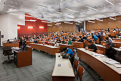 Cal Poly Pomona Business School by AC Martin.  Photographed by Tom Bonner.  Job ID 5874