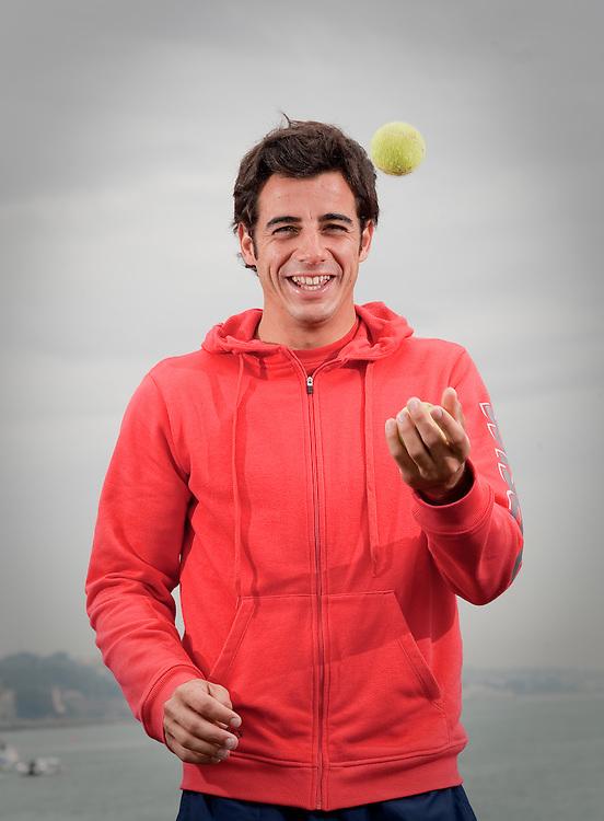 Frederico Gil, tennis player, 2010