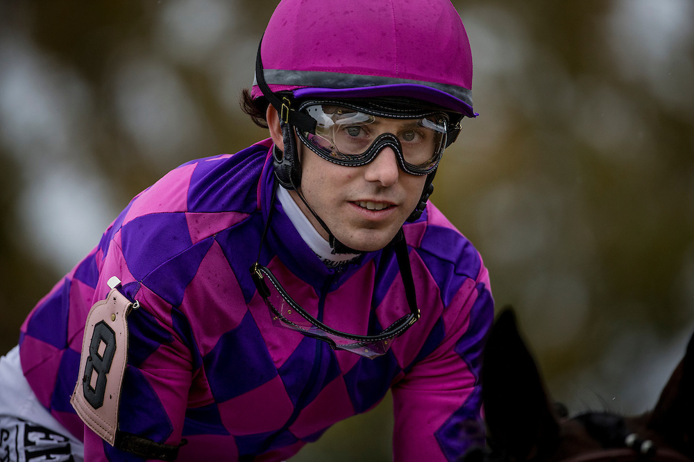 October 31, 2015:  Jockey, Joe Talamo at the Breeders' Cup at Keeneland Race Track in Lexington, Kentucky. Evers/ESW/CSM