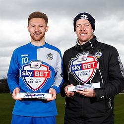 Sky Bet League 2 Awards - March 2016