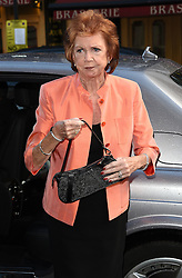Cilla Black attends Shooting Stars Book Launch Party at The London Film Museum, Covent Gardens, London on Tuesday 19 May 2015