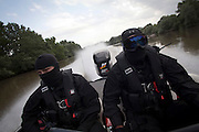 Greek commandos patrol the Evros river along the land border with Turkey, which was met with skepticism at home as well as from many EU officials. It has allegedly succeeded in blocking one of the most popular transit routes for migrants seeking to make their way to the west.