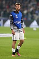 Torino - Champions League -  Juventus-Lione - Nella foto: Claudio Marchisio - Juventus