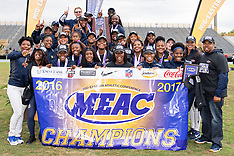 2017 A&T Women's MEAC Outdoor Track & Field Champions