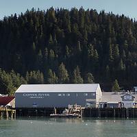 Copper River Seafoods, Cordova, Alaska, US