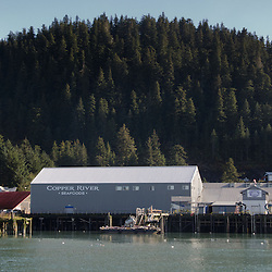Copper River Seafoods, Cordova, Alaska, US