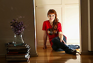 Actress Ruth Connell